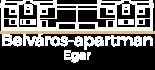 belváros logo fehér